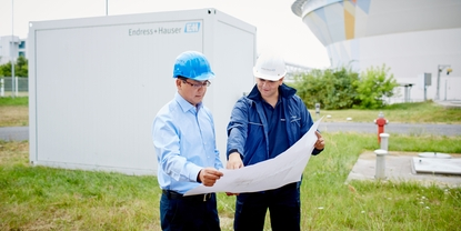 Analytical monitoring stations are engineered for the highest operational safety and functionality.
