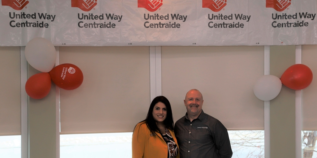 Employees launch fund-raising for United Way across Canada